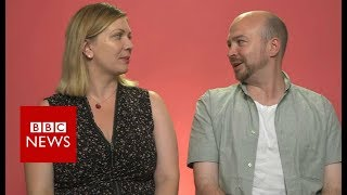 'We're in love but never have sex' - BBC News