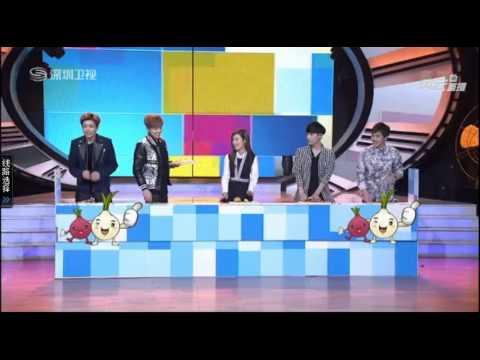 141122 연대수 EXO LAY&XIUMIN 2