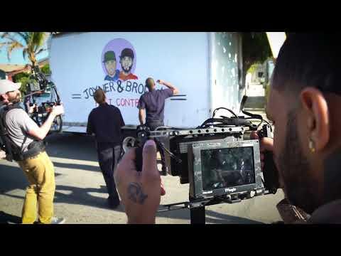 Behind the Scenes of Joyner Lucas & Chris Brown