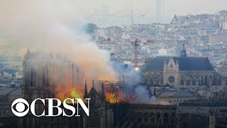 Is it possible to rebuild Notre Dame Cathedral after devastating fire?