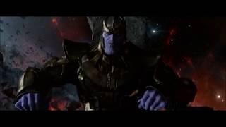 All Thanos Apperances / Scenes in the MCU
