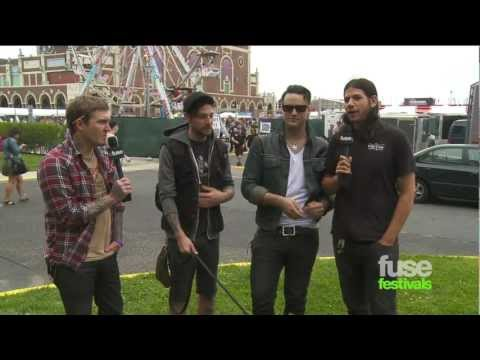 Gaslight Anthem Sang Linkin Park - Festival Stories