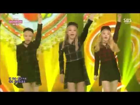 레드벨벳(Red Velvet) - 아이스크림 케이크(Ice Cream Cake)  @인기가요 Inkigayo 150329