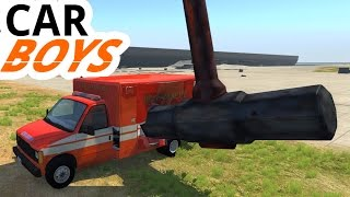 Nick and Griffin Meet the Sledgehammer — CAR BOYS, Episode 15