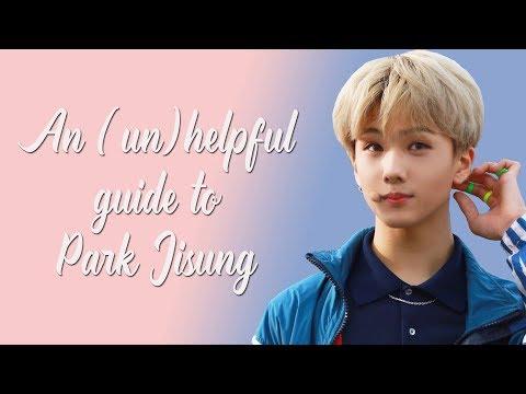 An (un)helpful guide to Park Jisung