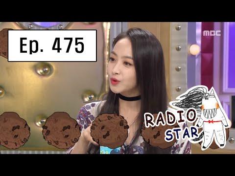 [RADIO STAR] 라디오스타 - Victoria's chocochip individual skill 20160427