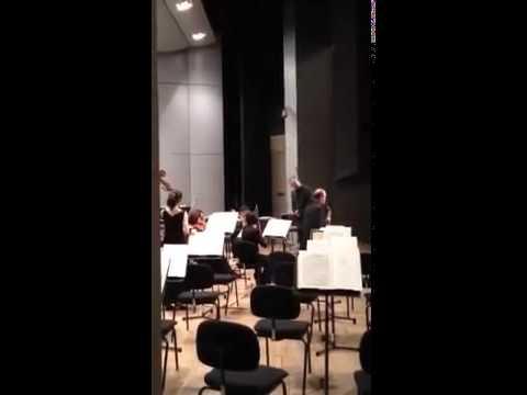 Vincent David Plays Ibert Cadenza : Concertino da camera