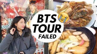 BTS Tour Seoul gescheitert, Vintage Cafe & was man in Korea beachten muss I Korea Vlog #52