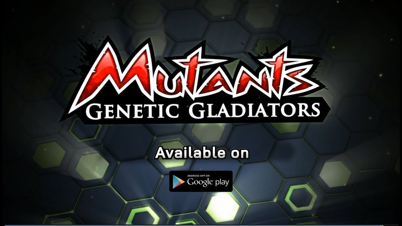 Играй Mutants Genetic Gladiators on pc 1