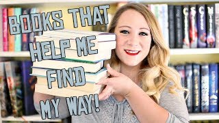 BOOKS THAT HELP ME FIND MY WAY!!!