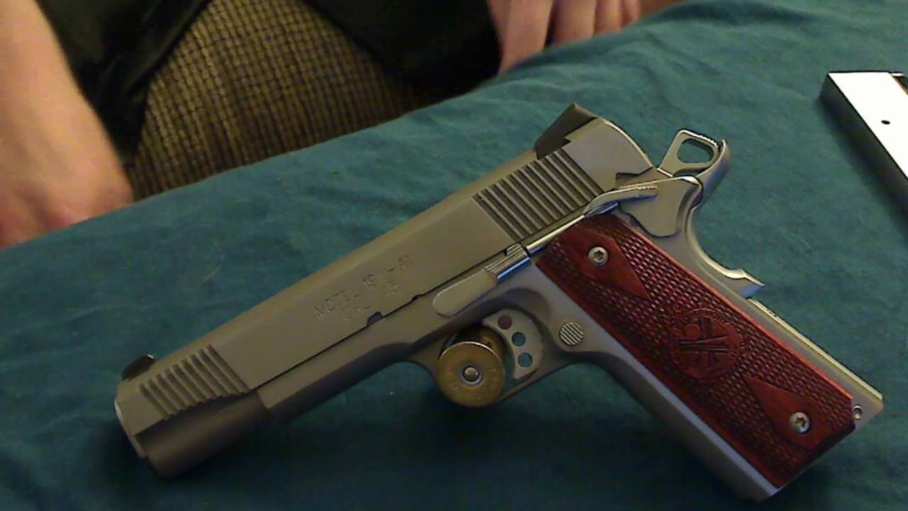 Springfield Armory Loaded 1911 – Articleblog info