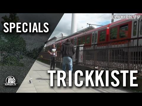 Trickkiste mit Emre Coskun (Hamburg Panthers) | ELBKICK.TV