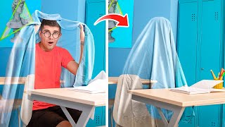How to Skip College / 16 Funny Life Hacks for Students