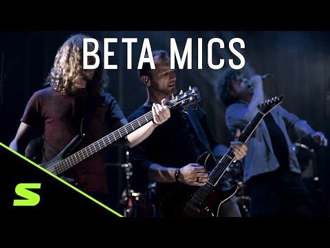 Vidéo Shure Beta Microphones