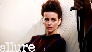 Kate Beckinsale Looks Great in a Tiny Hat - Cover Shoots - Allure