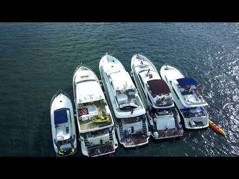 Zentral Summer Luxurious Boat Party! 2017.6.25