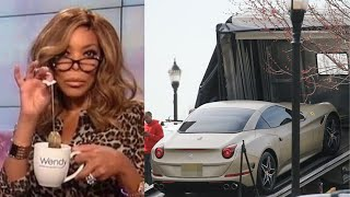 Angry :  Sharina hudson insults Wendy Williams is too old and too boring!?