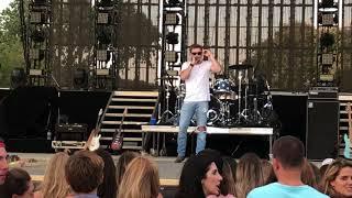 Morgan Wallen - Rock Medley/'You Make It Easy' - Cal Mid State Fair 7/18/18