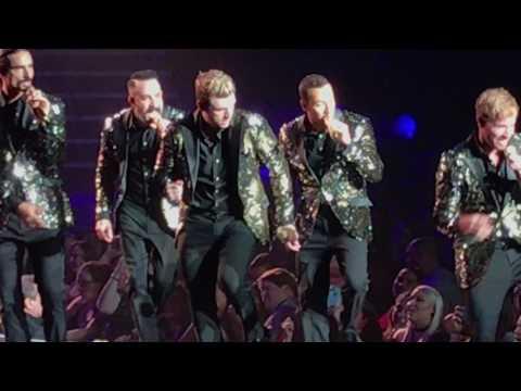 Backstreet Boys in Vegas - June 2017
