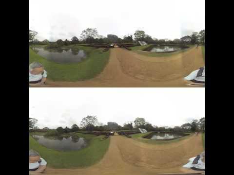3D 360 Sigiriya, Sri Lanka-1 (Approach to the Rock)