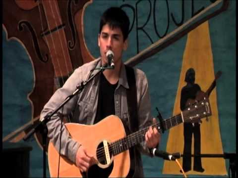 Me Performing an original song.