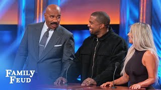 Better dress SEXY, I'm off to... BRUNCH | Celebrity Family Feud