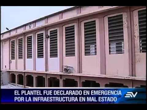 """Entra a remodelación el colegio """"Vicente Rocafuerte"""" de Guayaquil"""