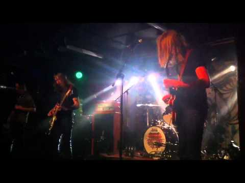 Graveyard - Hisingen Blues (Live at Lutakko 2011)