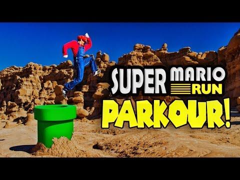 Super Mario Run è realtà!