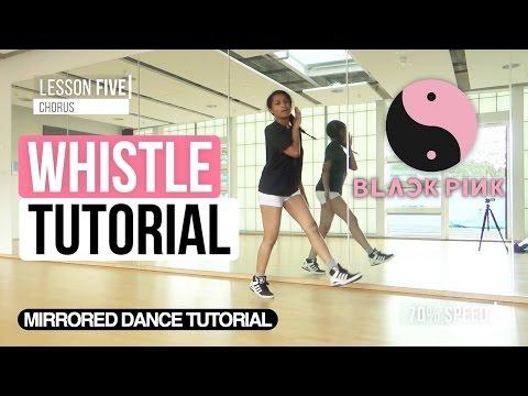 [Mirrored] BLACKPINK - 휘파람 (WHISTLE) | FULL Dance Tutorial