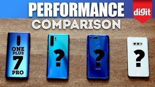 OnePlus 7 Pro vs Honor View 20 vs Samsung Galaxy S10e vs Huawei P30 Pro: Performance & Gaming