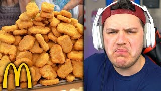 What's In Mcdonald's Chicken Nuggets? - Reaction
