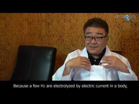 HHO Tokuda Scientist interview hydrogen project