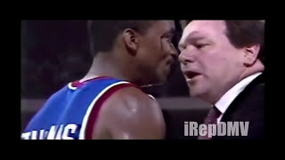 NBA Old School SAVAGE Moments!!: NBA will NEVER Be Like THIS Again! MUST WATCH! ᴴᴰ