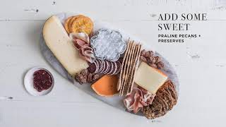 How to Style A Cheese Board | Caramelized
