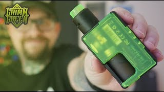New Pulse BF Box Mod Kit ~ New Colors ~ Review