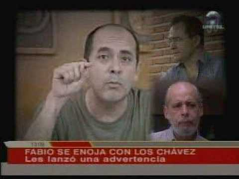 Fabio Zambrana advierte a los hermanos Chavez
