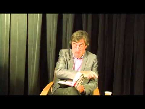 Sebastian Barry Reads from On Canaan's Side