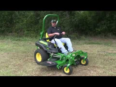 John Deere ZTrak Raise and Lower Mower Deck