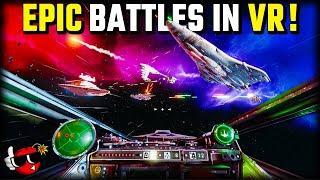 Star Wars Squadrons VR Gameplay Teaser!