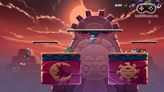 Геймплей PvP-игры Brawlhalla (Full HD, Ultra Graphics)