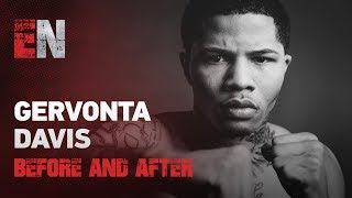 Gervonta Davis Before And After He Was A Champ