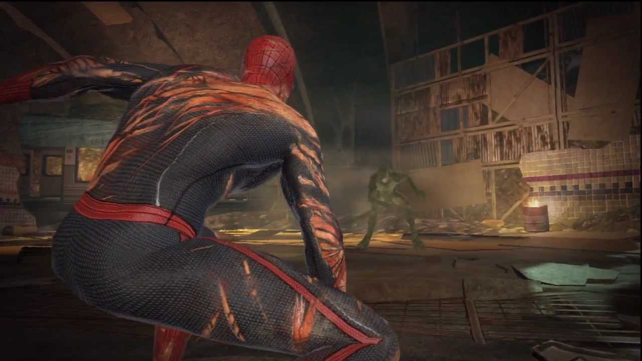 The gallery for --> Spiderman 4 Carnage And Lizard