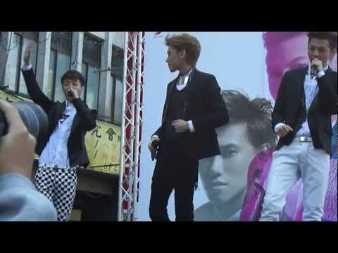 ▼JPM - 1/19 台北西門町電影街改版簽唱會「She Wanna Go」