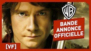 Le hobbit : un voyage inattendu :  bande-annonce 2 VF