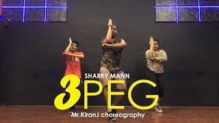 3 Peg Sharry Mann | Kiran J | DancePeople Studios