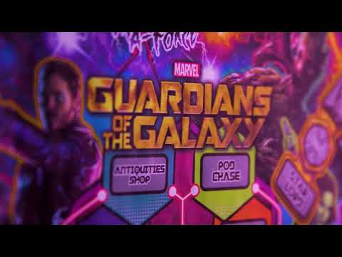 Il teaser di Guardians of the Galaxy