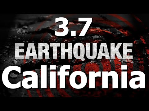 3.7 magnitude earthquake strikes South Los Angeles