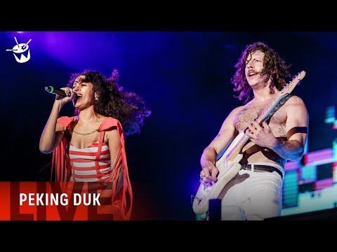 Peking Duk Ft. AlunaGeorge 'Fake Magic' (live at Splendour In The Grass)