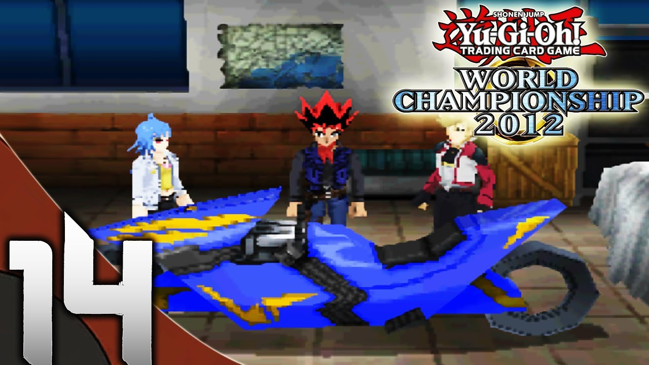 Let's Play Yu Gi Oh! World Championship 2011 Part 14 ...